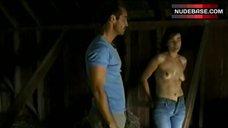 3. Elodie Bouchez Topless Scene – Too Much Flesh