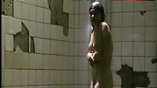 Julia Brendler Full Naked under Shower – Reise In Die Nacht