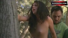 Malea Richardson Sex in Forest – Lake Dead