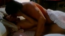 Corinne Clery Sex in Bed – L' Ultimo Harem