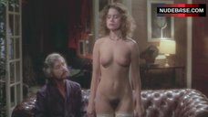 Corinne Clery Full Nude in Stockings – The Story Of O