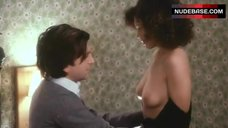 Corinne Clery Shows Boobs – Love By Appointment