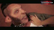 3. Coralie Rose Lingerie Scene – Strippers Vs Werewolves