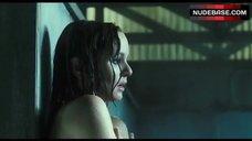 10. Sarah Wayne Callies Nude and Wet – Whisper