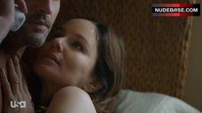 10. Sarah Wayne Callies Erotic Scene – Colony