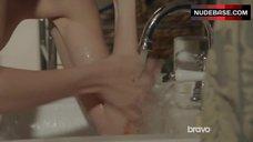 3. Sarah Wayne Callies Sex in Shower Room – Colony