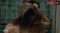 3. Sarah Wayne Callies Side Boob – Colony