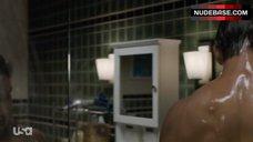 4. Sarah Wayne Callies Side Boob – Colony
