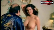 Donatella Damiani Shows Big Boobs and Butt – La Liceale Seduce I Professori