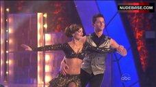 Rebecca Budig Hot Scene – Skating With The Stars