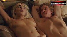 10. Bojana Novakovic Bare Breasts – Satisfaction