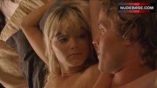 6. Bojana Novakovic Bare Breasts – Satisfaction