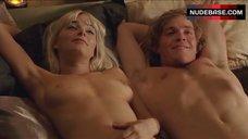 9. Bojana Novakovic Bare Breasts – Satisfaction