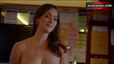 9. Sarah Power Bare Her Perfect Boobs – Californication