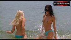 Yana Marinova Topless Scene – Lake Placid 2