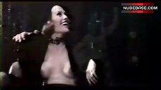 Erika Blanc Topless Scene – Attenti Al Buffone