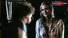 Veronica Ferres in Wet See Through Blouse – Schtonk!
