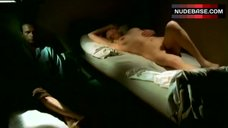 Veronica Ferres Full Nude in Bed – Die Braut