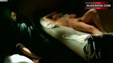 6. Veronica Ferres Full Nude in Bed – Die Braut