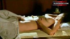 Veronica Ferres Sleeping Full Nude – Die Braut