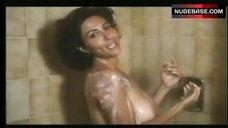 Sabrina Ferilli Nude in Shower – Anche I Commercialisti Hanno Un'Anima