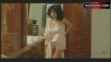 Sabrina Ferilli Underwear Scene – Demons Iii