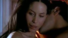10. Daniela Olivieri Sex Scene – The Hunger