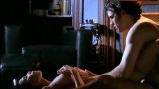 6. Daniela Olivieri Sex Scene – The Hunger