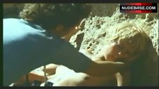 Mimsy Farmer Topless Unconscious – More