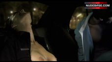 10. Ana Alexander Sex in Police Car – Chemistry