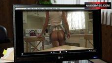 Ana Alexander Bare Butt – Chemistry