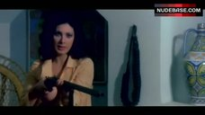 10. Edwige Fenech Shows Nude Tits – L' Insegnante