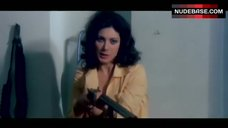 9. Edwige Fenech Shows Nude Tits – L' Insegnante