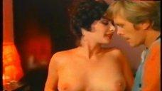 Edwige Fenech Topless in Thong – La Moglie Vergine