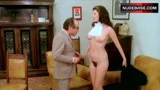 Edwige Fenech Full Frontal Nude – La Pretora