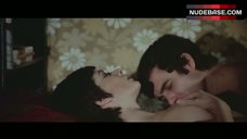 4. Edwige Fenech Lying Nude on Bed – Strip Nude For Your Killer