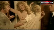 Edwige Fenech Bare One Tit – Dr. Jekyll Likes Them Hot
