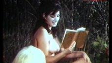 Edwige Fenech Nude in Nature – Alle Dame Del Castello Piace Fare Solo Quello