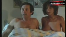 Fiona Gein Flashes Her Breasts – Frankenstein 90