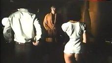 Dayle Haddon Ass Scene – Paperback Hero