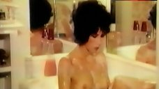 Dayle Haddon Nude Bathing in Tub – Sex With A Smile