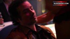 5. Diana Terranova Bare Boobs in Strip Club – Californication