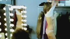 Maud Adams Topless in Panties – Tattoo