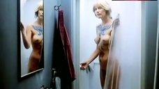 Maud Adams Nude in Shower – Tattoo