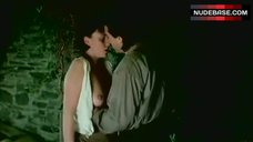 6. Keeley Hawes Exposed Tits – The Last September