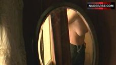 Keeley Hawes Shows Boobs in Mirror – Tipping The Velvet