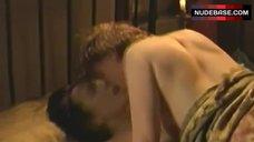 8. Keeley Hawes Lesbian Sex Scene – Tipping The Velvet