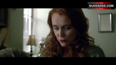 8. Keeley Hawes Cleavage – The Casual Vacancy
