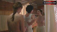 Fiona Glascott Topless Scene – Anton Chekhov'S The Duel