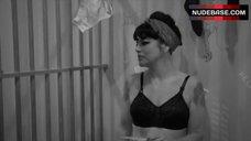 3. Pleasant Gehman Underwear Scene – Stuck!